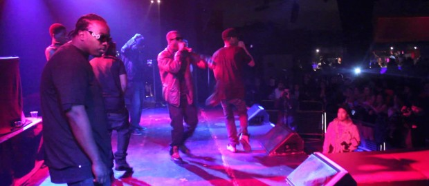 Live: Big Lean, R.O.Z At The French Montana Show