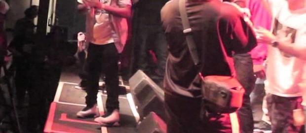 Live: The Lox At Sound Academy! Banana Clip, Peter Jackson, Roney, Breezy, BoBaynez