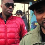 Behind Scenes: Tona Ft Kardinal Offishall- Timing (Prod By Rich Kidd)