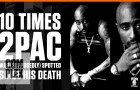 Tupac Alive? 10 Times Tupac Was Supposedly Spotted Since His Death