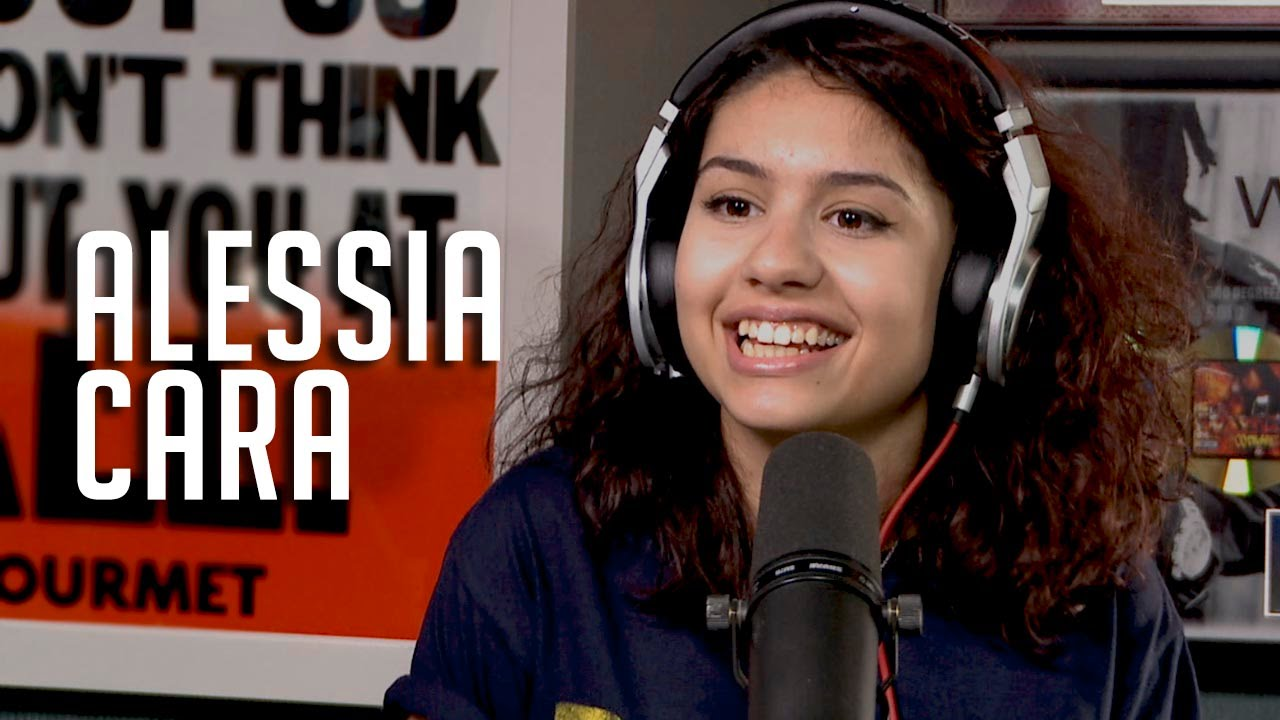 Alessia Cara Talks Meeting Drake Being Awkward Amy