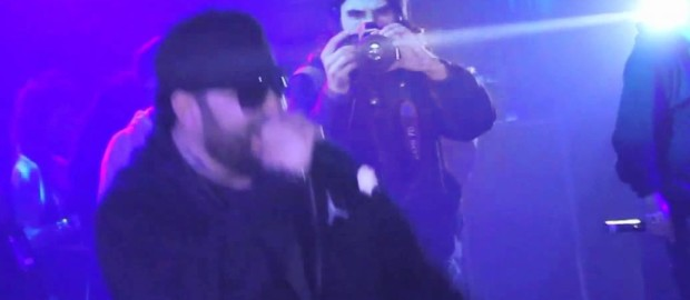 "Live: Belly Performs New Song ""Numbers"" At The French Montana Concert"