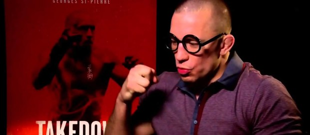 Cabbie Presents Georges St-Pierre