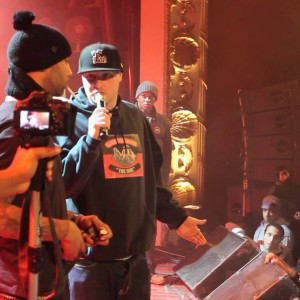 Live: Joe Budden In Toronto (2011)