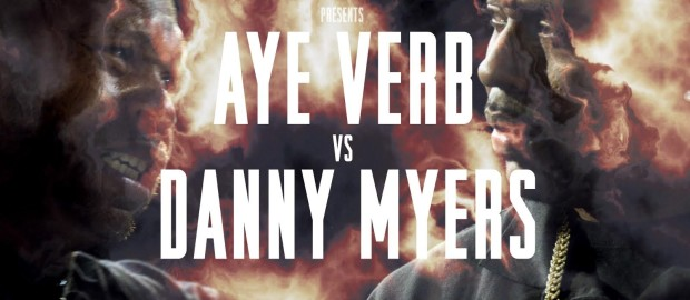 KOTD: Rap Battle – Aye Verb vs Danny Myers