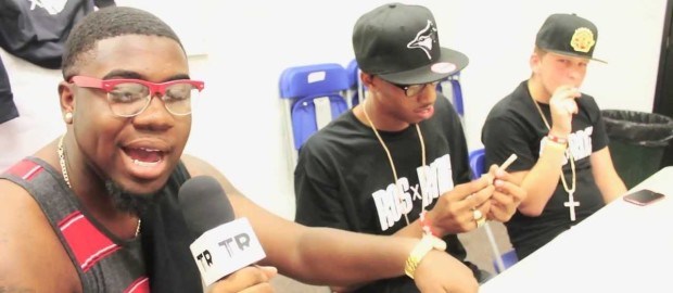 SummerBashFest: Jason Packs, Loonie Blue, DL Skrilla, Cito & Cap G Backstage