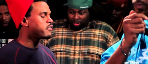 Smack/Url: Rap Battle – Math Hoffa vs Dose