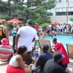 Toronto Caribana 2011/ Pool Party/ Blitz Freestyle