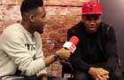 Trey Songz Visits HMV In Toronto, Talks Trigga, OVO Fest & His Love For The City