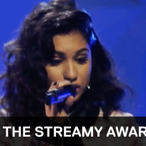 """Alessia Cara Performs """"Here"""" At The Streamy Awards"""