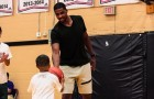 Cleveland Cavs Tristan Thompson Summer Camp Series