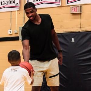 Cleveland Cavs Tristan Thompson Summer Camp Series