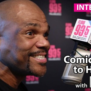 How Comic Books Inspired DMC's Hip Hop Career