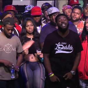 SMACK/URL: Rap Battle – Tay Roc vs Calicoe