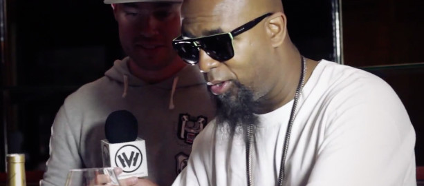 Tech N9ne Makes KC Tea