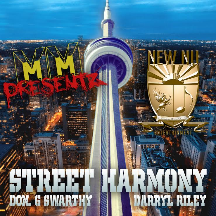 Don-G & Riley- Street Harmony