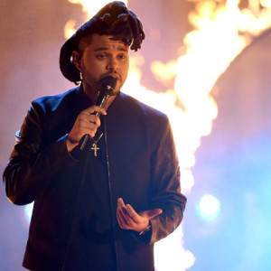 The Weeknd- The Hills (2015 American Music Awards)