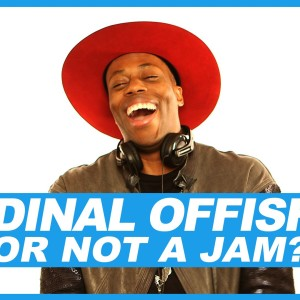 """Kardinal Offishall Plays """"Jam Or Not A Jam?"""""""