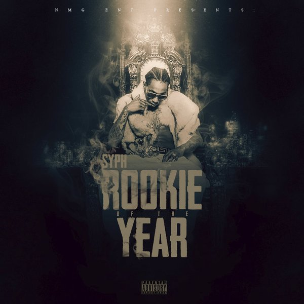 syph- rookie of the year front