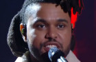 """The Weeknd Performs, """"Can't Feel My Face"""" At Le Grand Journal"""
