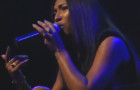 "Melanie Fiona Performs ""Bite The Bullet"" At The Montalban Theater"
