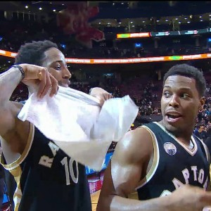 The Hangout NBA: DeMar Derozan & Kyle Lowry 2016 NBA All-Stars