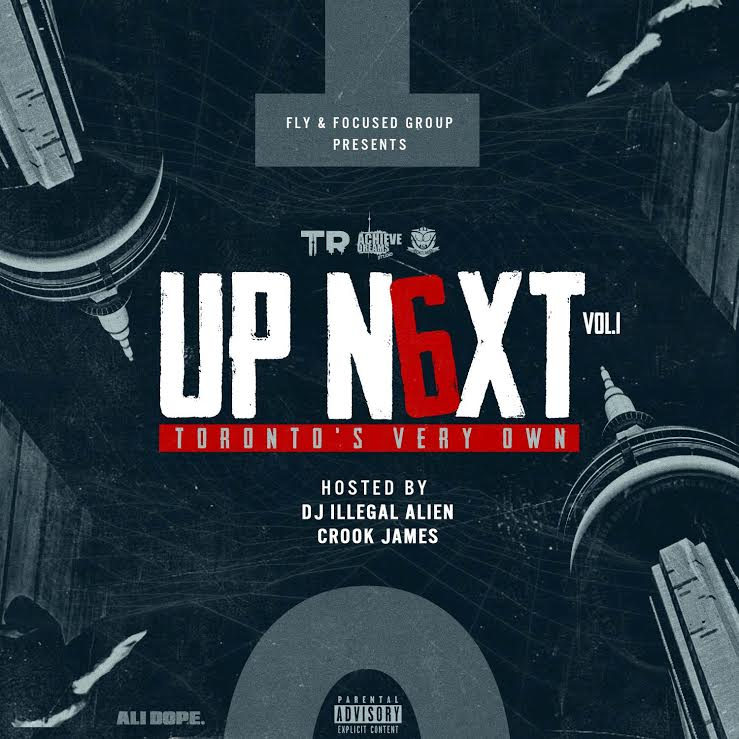 Up N6xt Volume 1