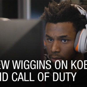 Andrew Wiggins On Kobe, Karl-Anthony Towns & Call Of Duty