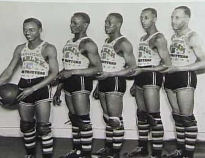"Black History Month: Harlem Globetrotters ""The Team That ..."