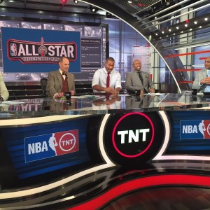Cabbie Presents Inside The NBA On TNT