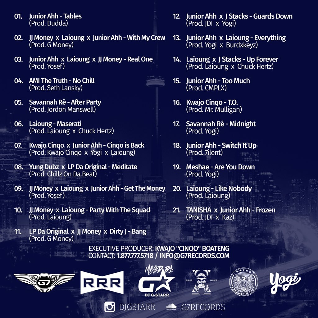 G7 All-Star Mixtape Vol.1