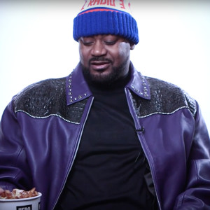 Ghostface Killah On The Canadian Poutine