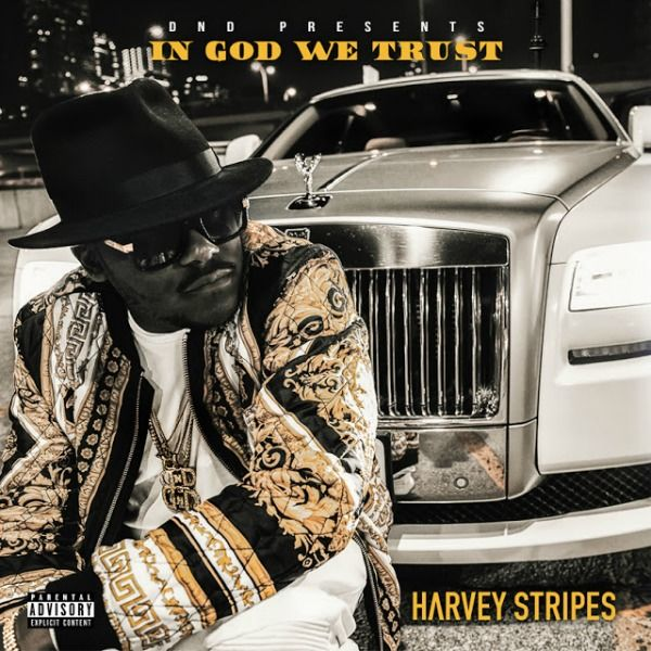 Harvey Stripes- In God We Trust