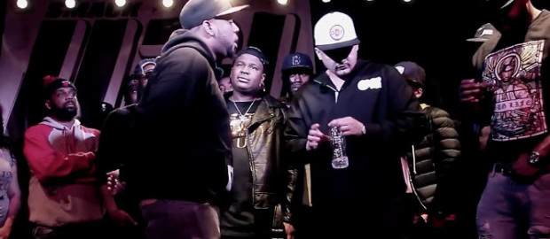 UrlTV/Smack: Rap Battle – Cortez vs Chilla Jones