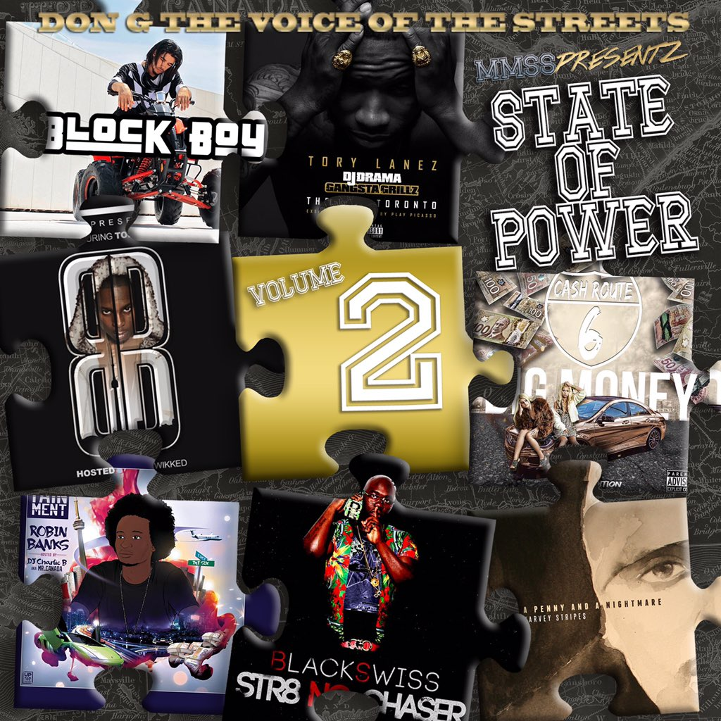 Don G- State Of Power Volume 2