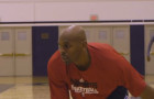 Open Gym: Assistant Coach Jerry Stackhouse Speaks On Working With The Younger Players