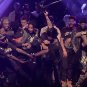 Ty Senoj- Bling Bling (Live With NWO At uTOpia)