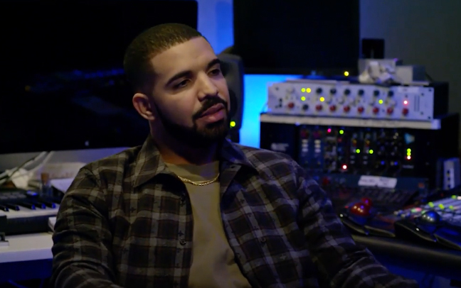 Image result for Drake Radio Interview