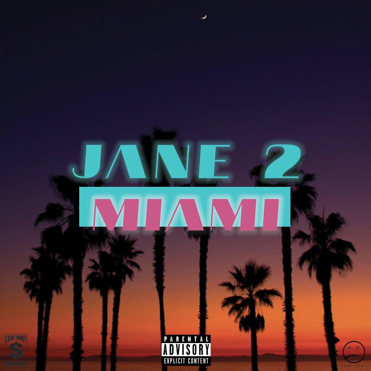 J-Soul- Jane 2 Miami EP