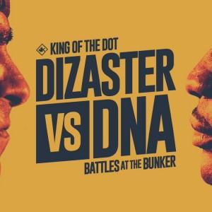 KOTD: Rap Battle – Dizaster vs DNA