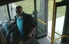 Caught On Cam: Man Throws Coffee At Toronto Bus Driver