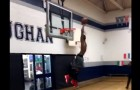 Andrew Wiggins Attempts Incredible 720 Dunk