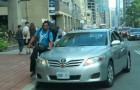 SMH: Toronto Taxi Driver Runs Down Cyclist