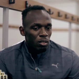 Before They Were Famous- Usain Bolt