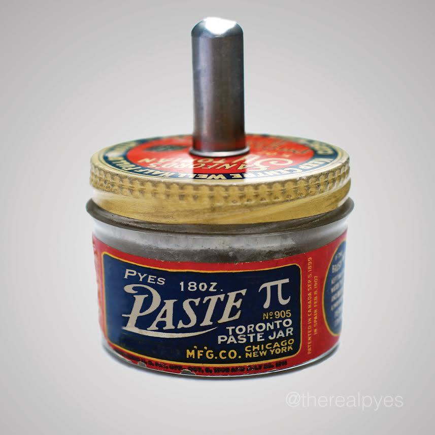 Pyes- Paste
