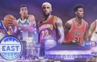 NBA Eastern Conference All Star Starters Revealed