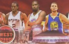 NBA Western Conference All Star Starters Revealed