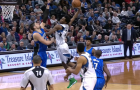 Andrew Wiggins Dunks On 7-Foot Center Nikola Vucevic