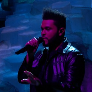 The Weeknd- Starboy/I Feel It Coming Medley (Live From 2017 Grammy Awards)