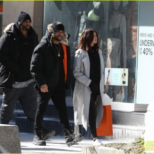Selena Gomez Joins The Weeknd In Toronto